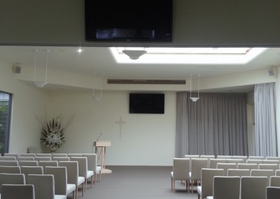 Church sound systems - Monaco Sound & Vision Melbourne