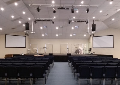 church lighting sound systems - Monaco Sound & Vision Melbourne