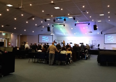 church lighting sound systems - Monaco Sound & Vision Melbourne